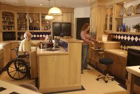 attractive kitchen design aging in place part 1 gourmet interior