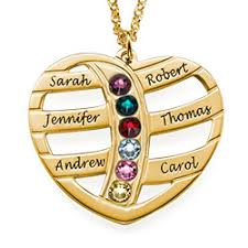 personalized birthstone necklace view our collection of personalized gold necklaces forevermom
