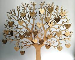 wedding wishing trees wedding wish tree etsy