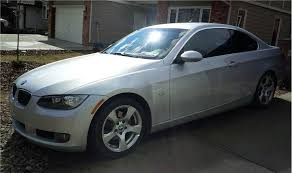 2007 bmw 328i silver 2007 bmw 328i 2 door sport coupe only 89 000km alberta sold