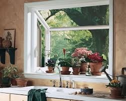 kitchen bay window decorating ideas grown herbs on back smaller bay window a window that sticks