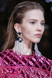 ear candy earrings ear candy how to do high impact statement earrings vogue australia