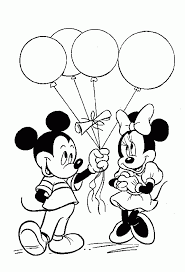 mickey minnie mouse mickey minnie mouse coloring pages