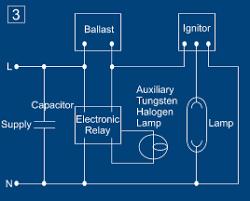 metal halide l circuit diagram technical guide holophane