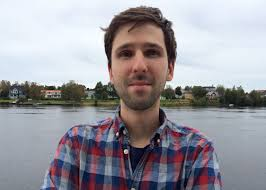 Ecologist Wojciech Uszko defends his dissertation on tuesday    September  He comes from Poland