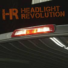 Led Tail Light Bulbs For Trucks by 2014 2017 Toyota Tundra Led Rear Brake Light Bulb Kit