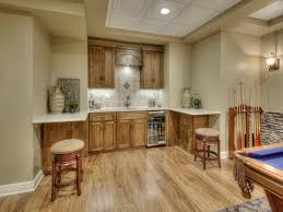 Laminate For Basement by Tour The Ultimate Basement For Entertaining U2013 Passion For Home