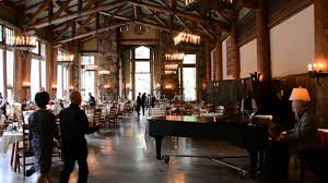 exellent ahwahnee hotel dining room wing and windows of the