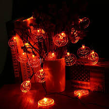 aliexpress com buy 20 led halloween lights 3pcs white crystal