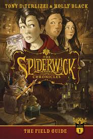 spiderwick chronicles books holly black tony diterlizzi