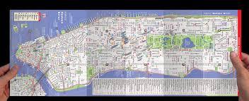 map of new city new york city map by vandam nyc mandarin streetsmart map city