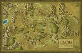 Lord Of The Rings Map The Shire Middle Earth By Maximeplasse On Deviantart