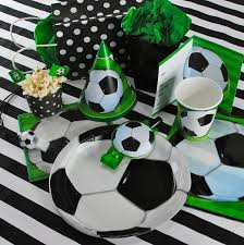 soccer party supplies soccer fanatic party supplies the party cupboard shop boys