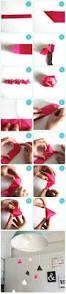 suspension origami diy diy u2013 le mobile origami u2013 do do do