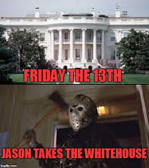 Jason Voorhees Meme - i would watch it imgflip