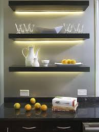 Decorative Shelves For Walls Wall Shelves Design Amazing Lighted Wall Shelves For Home Decor