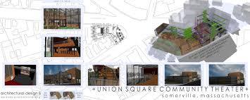 fine architecture design presentation board and on inspiration