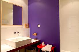chambre de bain d馗oration bleu des enfants un appartement aux mille facettes déco journal