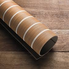 infinity luxury woven vinyl flooring teak 8 6 sailrite