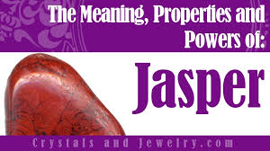 disover the truth about jasper and it u0027s hidden meaning