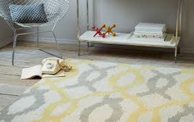 Modern Yellow Rug Gray And Yellow Rugs Popular Rug Area Modern Grey Within 12