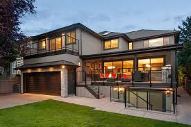 build my house back exterior of home contemporary exterior vancouver by