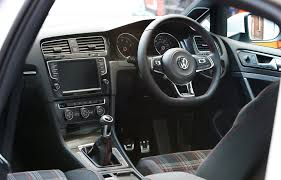 volkswagen gti interior volkswagen mk 7 golf gti interior rhd from passenger u0027s side uk