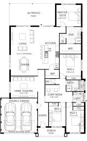 verona home design well zoned deluxe family home plunkett homes the foundation series