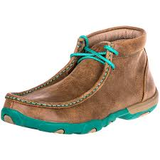 ugg womens driving shoes s twisted x driving mocs brown turquoise shoes my style