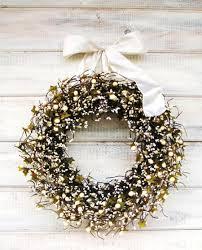 Wedding Wreaths Winter Wedding Wreath Winter Wreaths Cream Berry U0026 Antique White