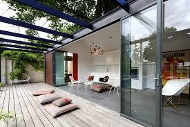 open house designs stunning open space interior design pool house in melbourne