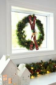 Christmas Window Decorations At Lowes by Have A Very Merry Scandi Canadian Christmas With Lowe U0027s