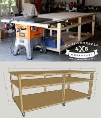 Build Wood Workbench Plans by Best 25 Building A Workshop Ideas On Pinterest Wood Work Bench