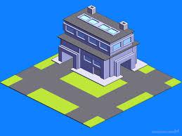 architecture gif artstation animated gif metin seven