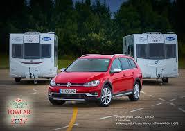 volkswagen tdi 2017 passat alltrack is the caravan club u0027s towcar of the year 2017
