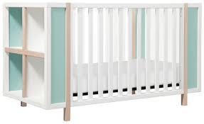 Convertible Cribs With Storage Modern Cribs 2modern