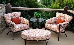 charming wrought iron sectional patio furniture outdoor patio