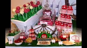 great farm birthday party decorations ideas youtube
