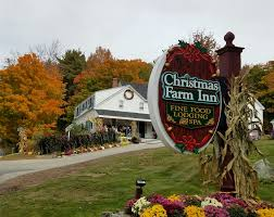 fall in new hampshire christmas farm inn u0026 spa in jackson nh