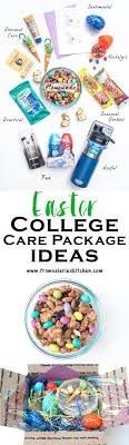 care package ideas for college students college care package ideas for easter valerie s kitchen