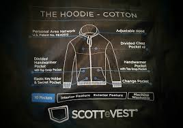scottevest cotton hoodie review android forums at androidcentral com