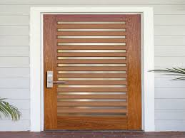futuristic modern front doors for homes in contemporary doors