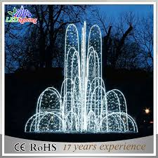 Outdoor Water Features With Lights by China Outdoor Fountain Design Water Feature Led Christmas Lights