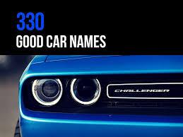 Pretty Color Names 330 Good Car Names Axleaddict