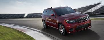 built jeep cherokee 2017 jeep grand cherokee srt premium luxury suv