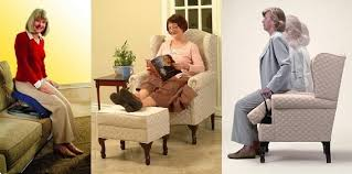 senior friendly furniture aids for mobility challenged seniors