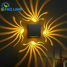 pattern wall lights 3w led background ceiling wall l tv setting wall lights led