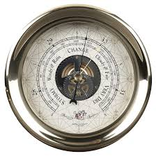 One Kings Lane Home Decor by Captain U0027s Decorative Barometer