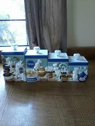 danbury mint pillsbury canister set canister sets pinterest