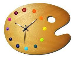 pendule originale pour cuisine horloge pour cuisine horloge murale chiffres pendule pour